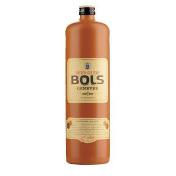 GIN BOLS ZEER OUDE 1L.