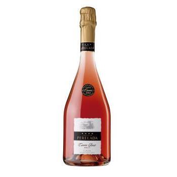 CAVA PERELADA BRUT ROSE CUVEE 0.75L.