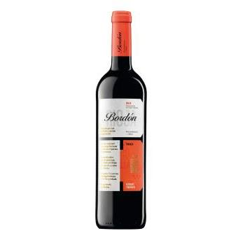 V TINTO RIOJA BORDON CRIANZA 2016 0.75CL