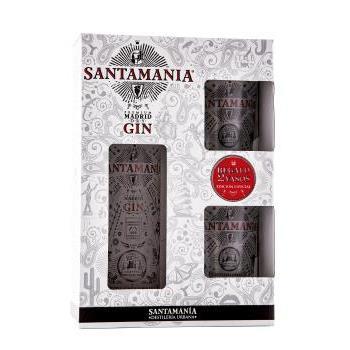 GIN SANTAMANIA 0.7L.