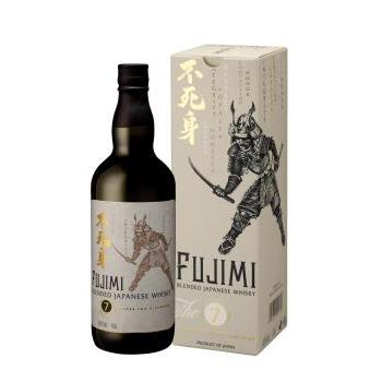 WHISKY W JAPAN FUJIMI BLENDED 70CL 40 0.7L.
