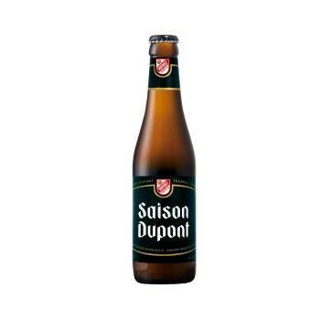 CERVEZA BELGICA SAISON DUPONT 0.33L.