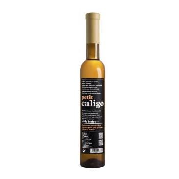 V DULCE TINTO PENEDES DG PETIT CALIGO 2015 37.5CL