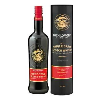 WHISKY LOCH LOMOND SINGLE GRAIN 0.7L.