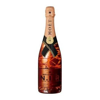 CHAMPAGNE MOET CHANDON N.I.R. DRY ROSE 75CL