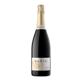 CAVA MARTA RESERVA BRUT NATURE 0.75L.