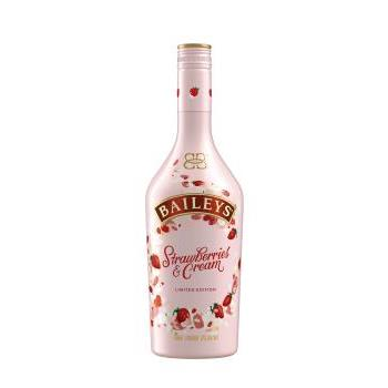 LICOR CREMA WHISKY BAILEY'S FRESA 0.7L.