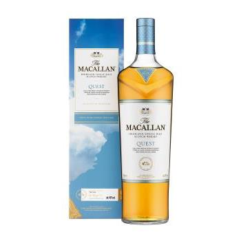 WHISKY MACALLAN QUEST 1L.