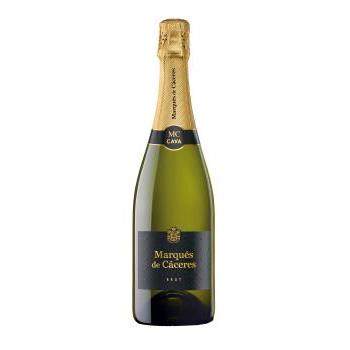 CAVA M.CACERES BRUT 75CL 1.5L.