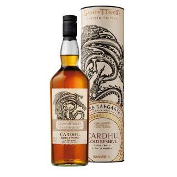 WHISKY CARDHU - GAME OF THRONES 0.7L.