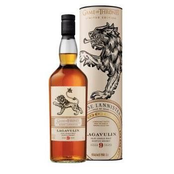 WHISKY LAGAVULIN - GAMES OF THRONES 0.7L.
