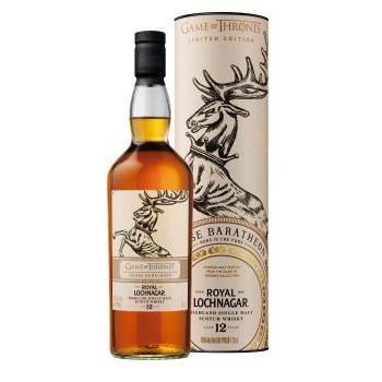 WHISKY ROYAL LOCHNAGAR - G OF TRHONES 0.7L.