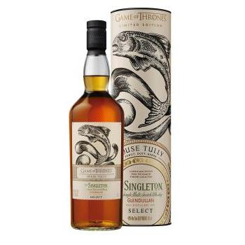 WHISKY SINGLETON - GAME OF THRONES 0.7L.