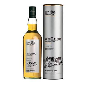 WHISKY ANCNOC BLACK HILL RESERVE 1L.