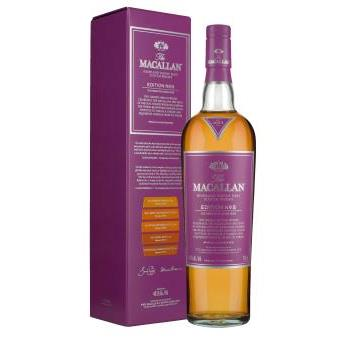 WHISKY MACALLAN Nº5 0.7L.
