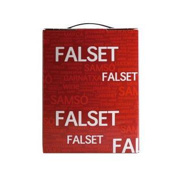 V N BAG IN BOX FALSET NEGRE 5L 5L.