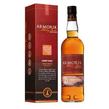 ARMORIK SHERRY FINISH 0.7L.