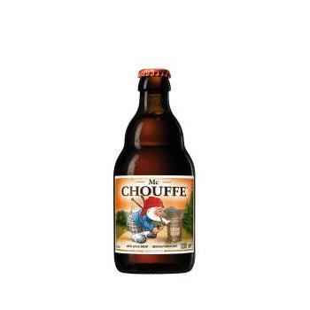 CERVEZA LA CHOUFEE MC 33CL/BEL 0.33L.