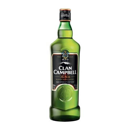 WHISKY CLAN CAMPBELL 1L.