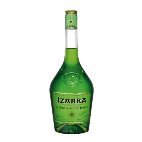 LICOR  IZARRA VERD 0.7L.