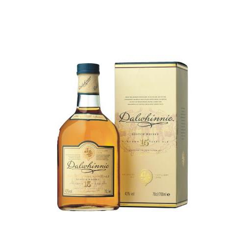 WHISKY DALWHINNIE 15 YO 0.7L.