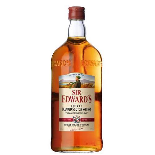 WHISKY SR EDWARS 2.5L.