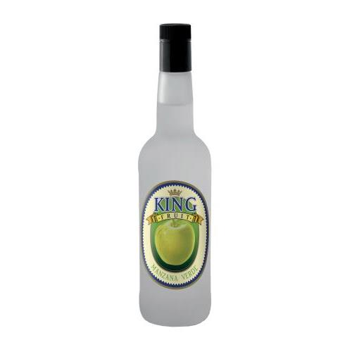 LICOR C/A KING FRUIT M.VERDE 0.7L.