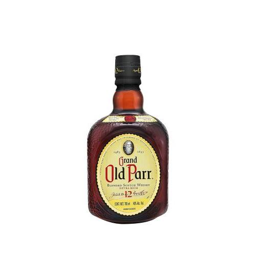 WHISKY OLD PARR 12 YO SW LUXE 1L.