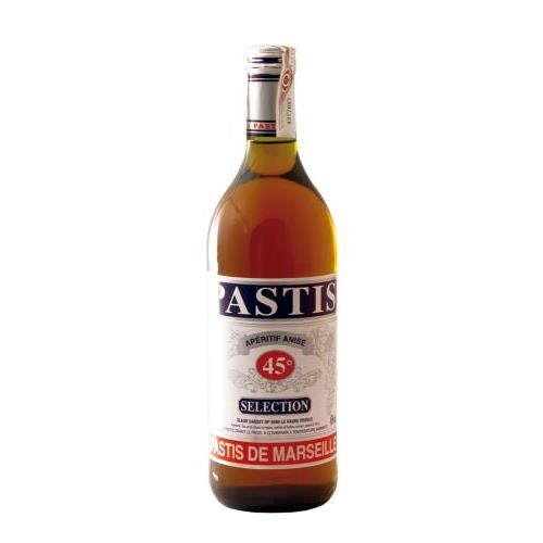 PASTIS FRANCES SELECTION 1L.