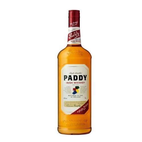 PADDY OLD IRISH WHISKEY 1L.