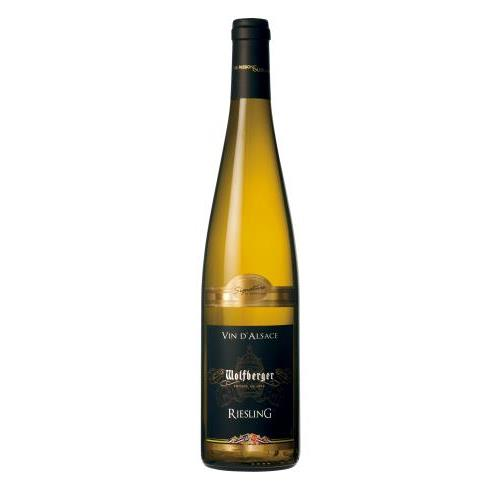 ALSACE WOLFBERGER MED RIESLING 2017 0.75L.