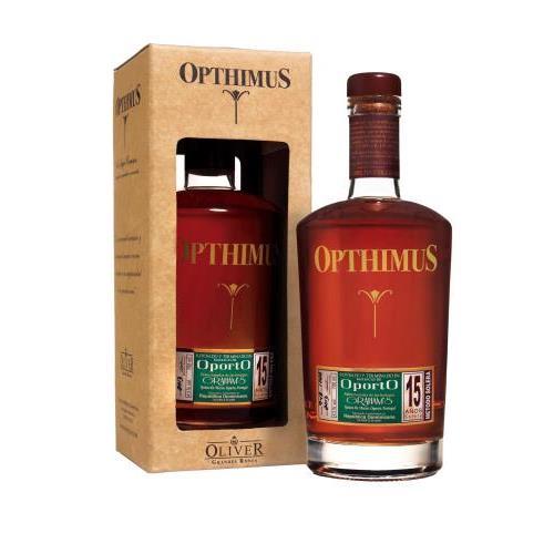 OPTHIMOS 15 YO - R. DOMINICANA 0.7L.