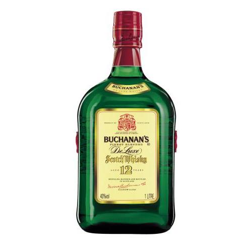 WHISKY BUCHANAN'S 12 YO 1L.
