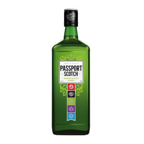 WHISKY PASSPORT 0.7L.
