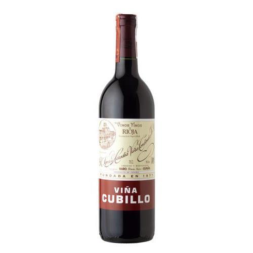 VIÑA CUBILLO CRZ 2010 0.75L.