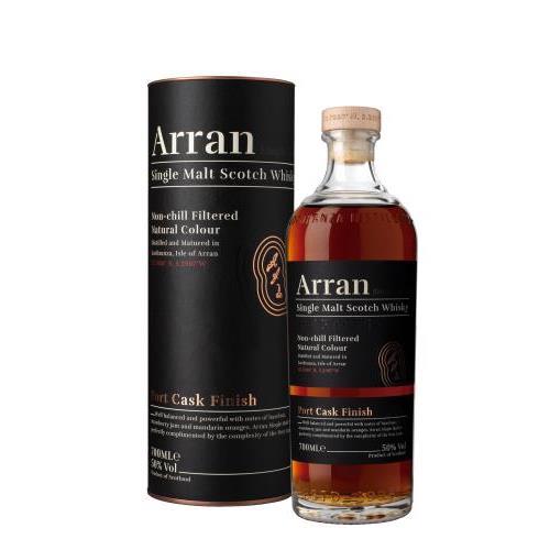 ARRAN PORT CASK FINISH 0.7L.