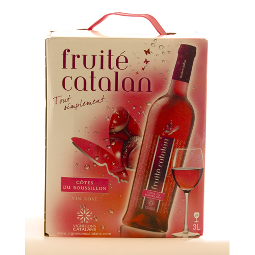 FRUITE CATALAN BAG IN BOX 3L.