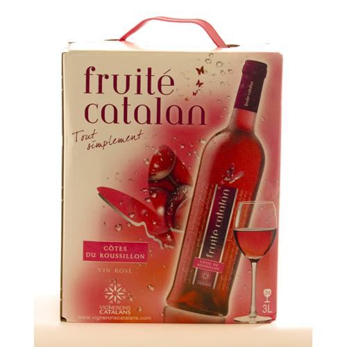 FRUITE CATALAN BAG IN BOX 3L.