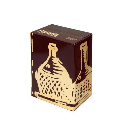 LICOR RATAFIA RUSSET BAG IN BOX 3L.