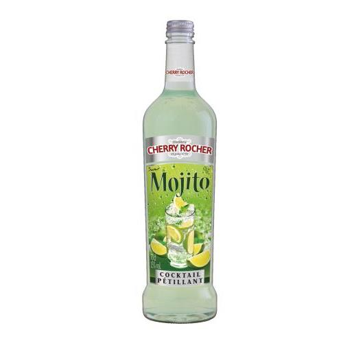 LICOR COCKTAIL MOJITO CHERRY ROCHER 0.7L.