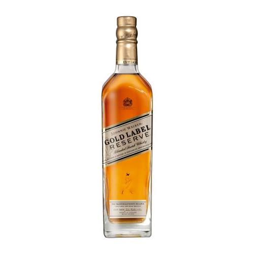 WHISKY JOHNNIE WALKER GOLD RESERVE 0.7L.