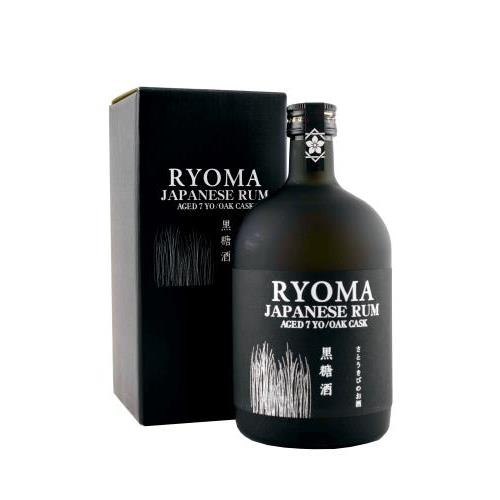 JAPAN RYOMA 7 YO 0.7L.