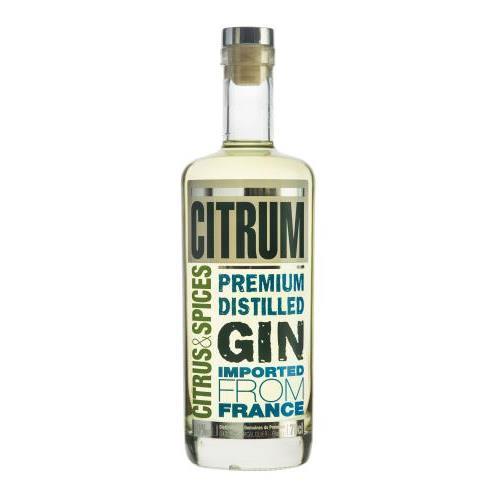 GIN CITRUM ORIENT SPICE SECRET 0.7L.
