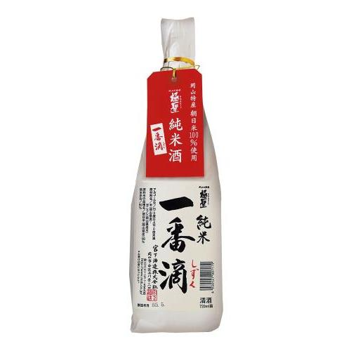 SAKE KIWAMIHIJIRI JYUNMAI 0.72L.