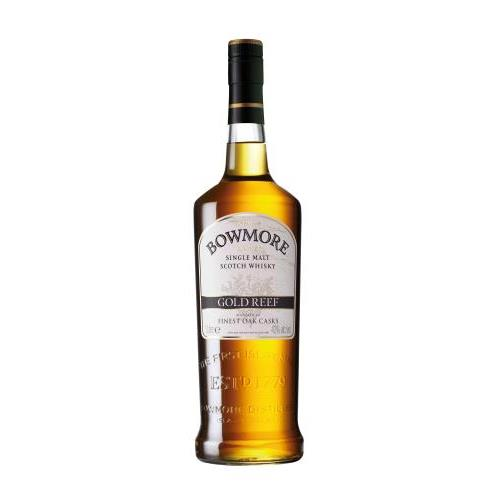 WHISKY BOWMORE GOLD REEF 1L.