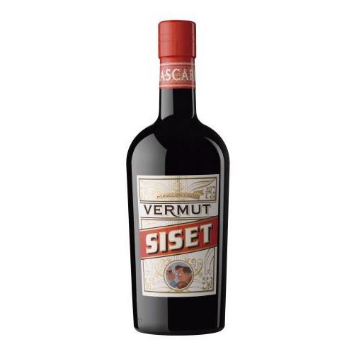 "MASCARO ""SISET"" 0.75L."