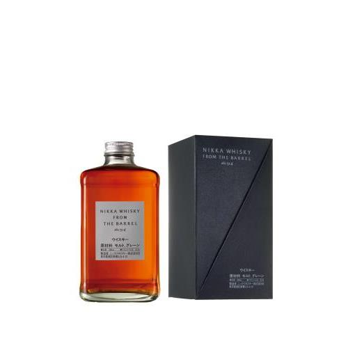 WHISKY W JAPAN NIKKA FROM THE BARREL 0.5L.