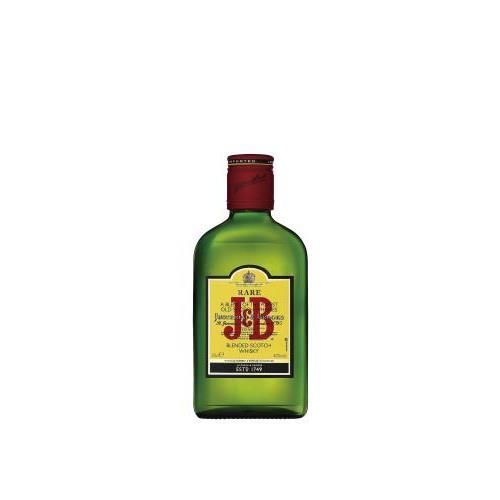 WHISKY JB PETACA 0.2L.