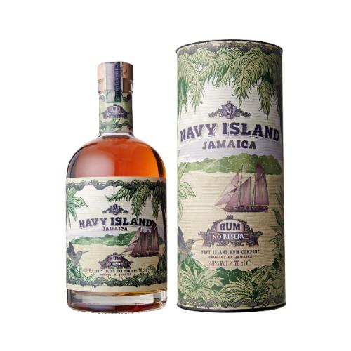 RON NAVY ISLAND 0.7L.