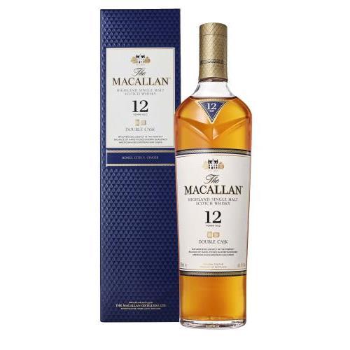 W MALTA MACALLAN 12Y DOUBLE CA 0.7L.